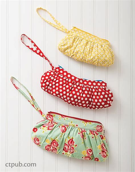 multi zippered pouch pattern pinterest the world s catalog of ideas