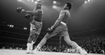 boxing ch muhammad ali dodge 23 punches in 10