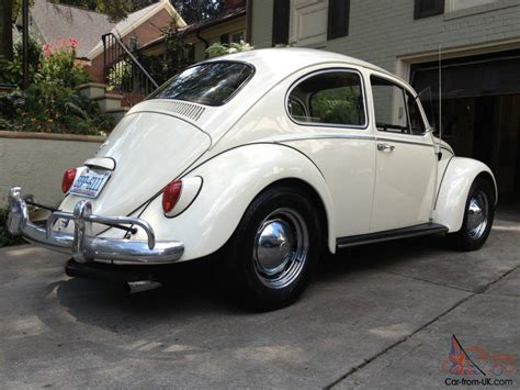 Restored Volkswagen For Sale by Fully Restored 1966 Volkswagen Beetle Bug Vw Classic