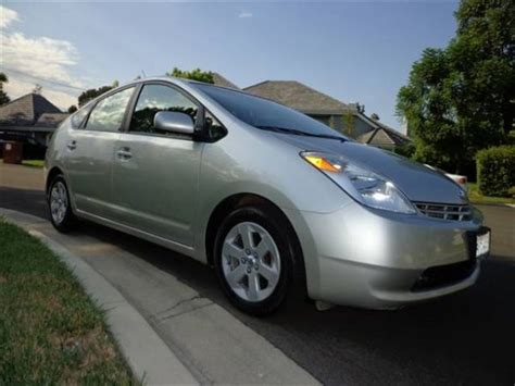 2004 Toyota Prius For Sale Used 2004 Toyota Prius For Sale By Owner In Irvine Ca 92620