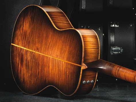 Custom Handmade Acoustic Guitars - custom guitars