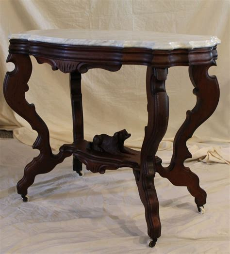 antique marble top table victorian bargain john s antiques 187 blog archive antique victorian