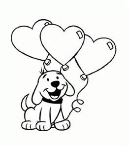 puppy love coloring book pages for kids gt gt disney coloring