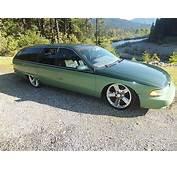 95 Caprice Wagon In 2 Tone Green Http//mrimpalasautoparts