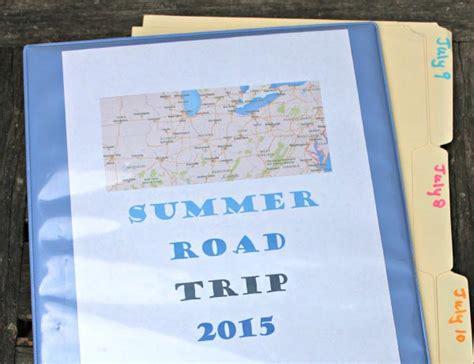 printable road trip binder 40 free printable road trip games activities