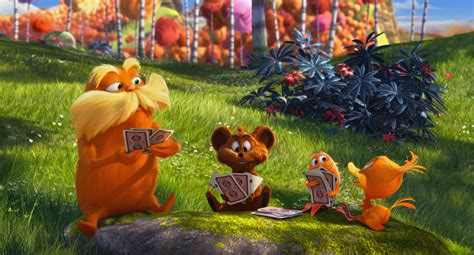 el lorax the lorax the lorax movie images collider