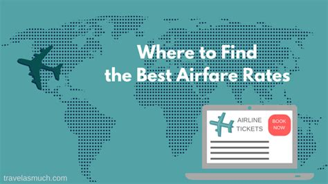getting the best airfare rates a semi scientific study