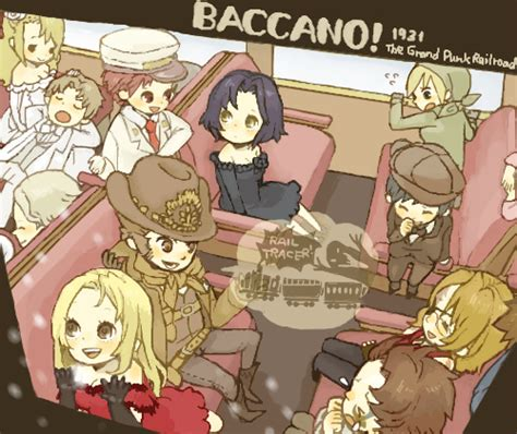 realm of darkness baccano