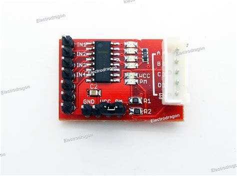 Ic Uln2003 Smd retired uln2003 board smd version stepper electrodragon