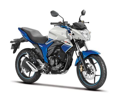 Suzuki Gixxer India Suzuki Gixxer Gets New Livery