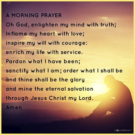 23 Short Prayers Daily Inspiration For Your Soul