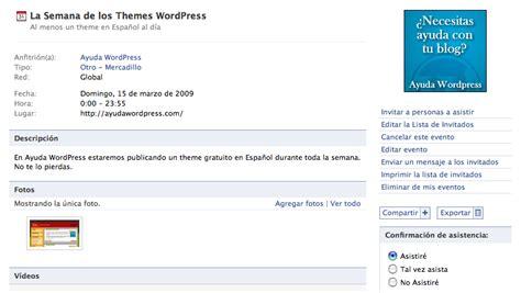 themes en espanol la semana de los themes wordpress en espa 241 ol