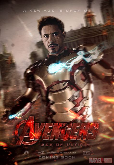 film fantasi hollywood 2014 avengers age of ultron teaser poster by skinnyglasses on