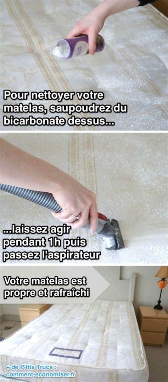Laver Un Matelas by Comment Nettoyer Votre Matelas Facilement Et Naturellement
