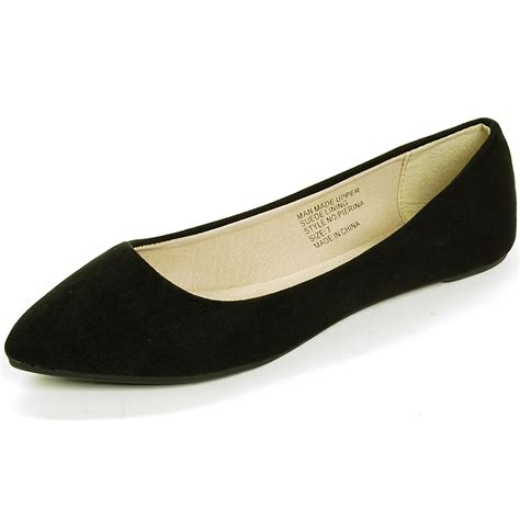 shoes flats alpine swiss lilly s ballet flats pointed toe suede