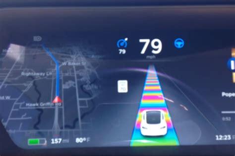 Tesla Egg Tesla Model S Model X Update Met Easter Egg Auto55 Be
