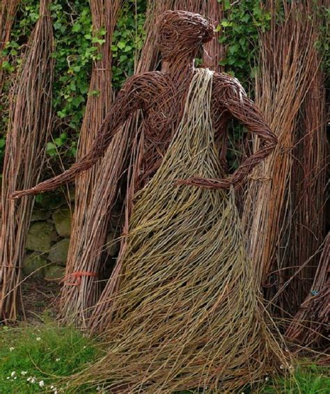 john malkovich driftwood willow sculpture the siren s call by trevor leat www