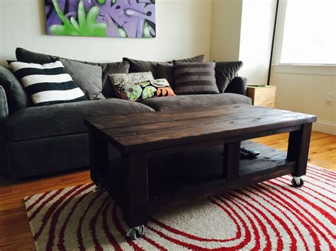 pb inspired coffee table shanty 2 chic