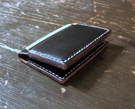 How To Make A Handmade Wallet - leather wallet involves more than you think handmade