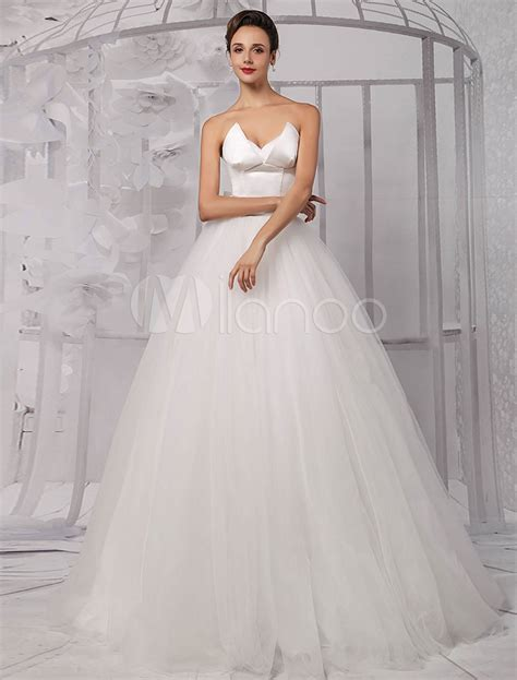 Tulle Top Dress two pieces crop top gown wedding dress with tulle
