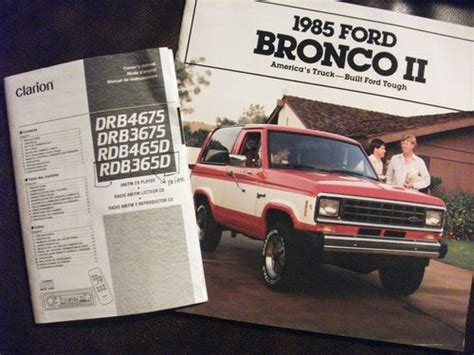 service manual how make cars 1985 ford bronco security system 1988 ford bronco xlt 5 0l v8 purchase used no reserve 1985 eddie bauer bronco ii 4x4 with rare reclining quad captain seats