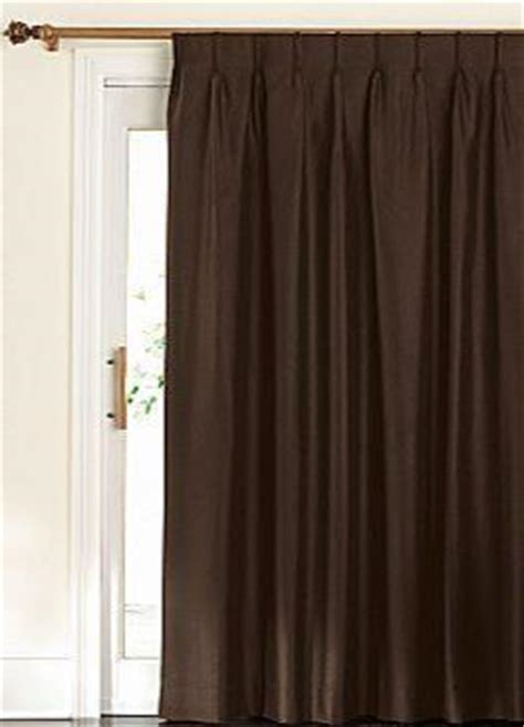 pinch pleated patio drapes crboger com patio door pinch pleated drapes closeout