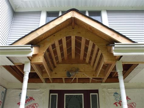 Exterior Cool Image Of Small Front Porch Decoration Using