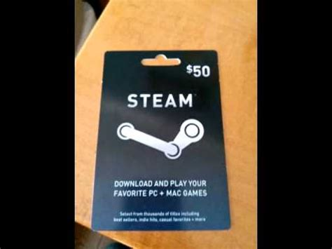 50 Steam Gift Card - konkurs 10x 50 steam gift card do wydania na steam youtube