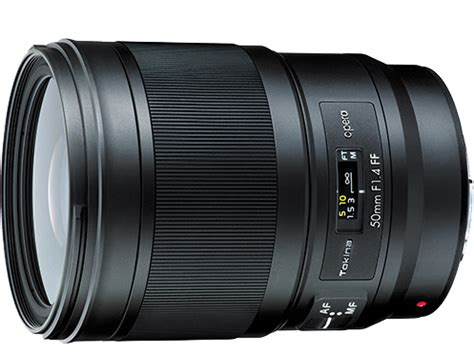 tokina opera 50mm f1.4: digital photography review