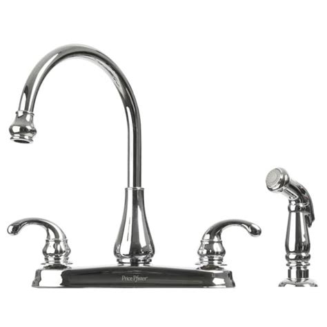 pfister kitchen faucet reviews price pfister treviso 4 hole kitchen faucet 11778250
