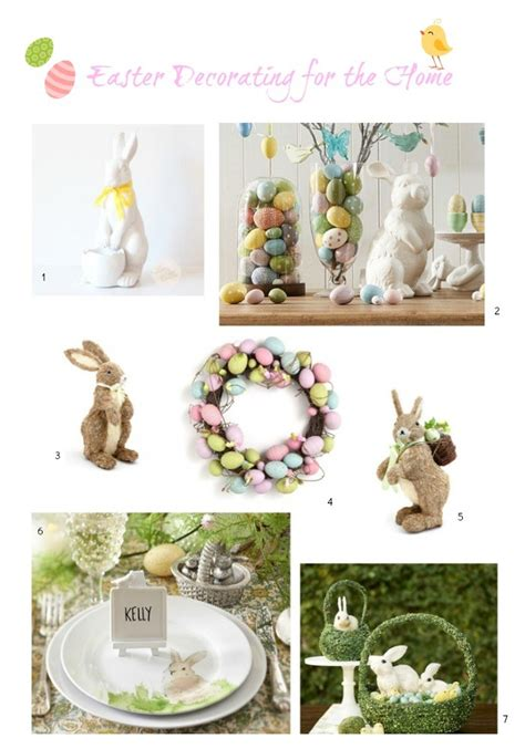 easter home decor easter home decor easter home decor easter decorating