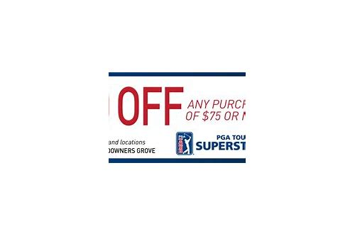 pga superstore in store coupons