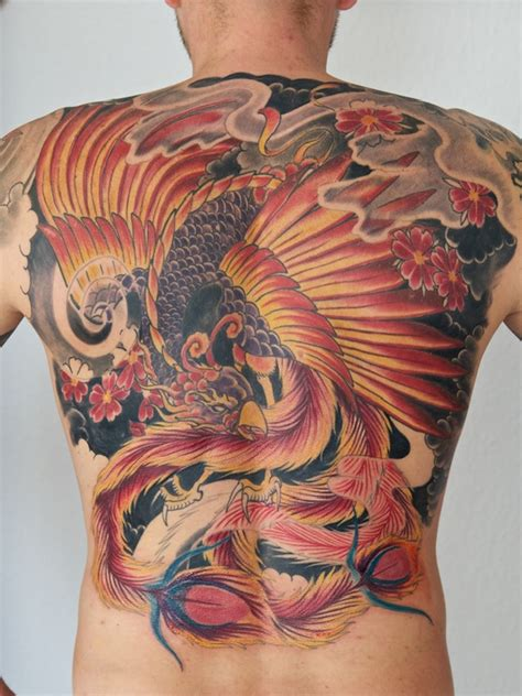 60 amazing phoenix tattoos