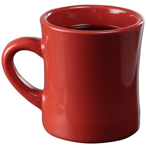 10 Oz Thick Ceramic Coffee Mugs - diner coffee mug stanford ceramic thick walled