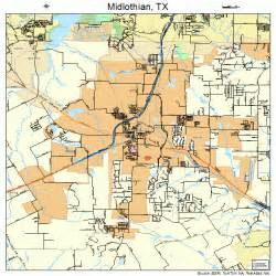 midlothian map 4848096