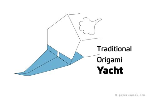 Yacht Origami - origami yacht 28 images origami best origami ideas on