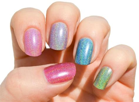 Nail Lak by Holographic Nagellack Depend Bubblebox