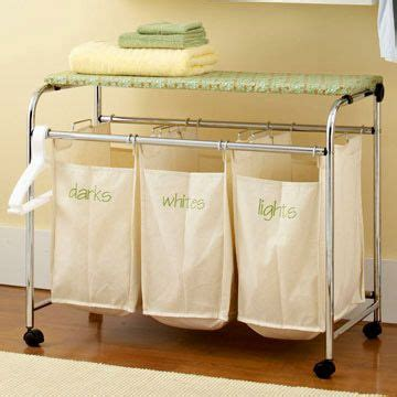 Best 25 Laundry Basket On Wheels Ideas On Pinterest Diy Laundry Room Storage Cart