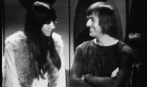 sonny and cher like a rolling stones beat club 1967 i got you babe on tumblr