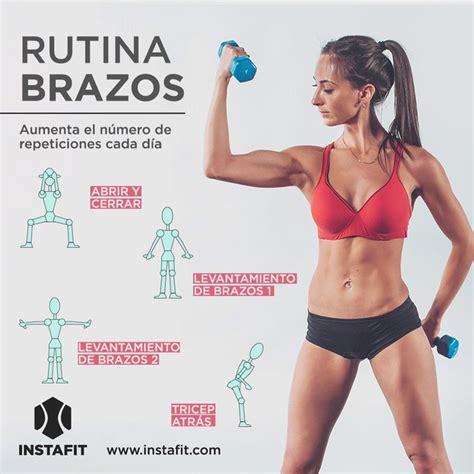 chicos chicas cuaderno de ejercicios 8477117837 las 25 mejores ideas sobre ejercicios para brazos en y m 225 s entrenamiento de