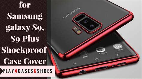 Samsung Galaxy S9 Plus S9 Premium Softcase for samsung galaxy s9 s9 plus luxury hybrid slim soft cover