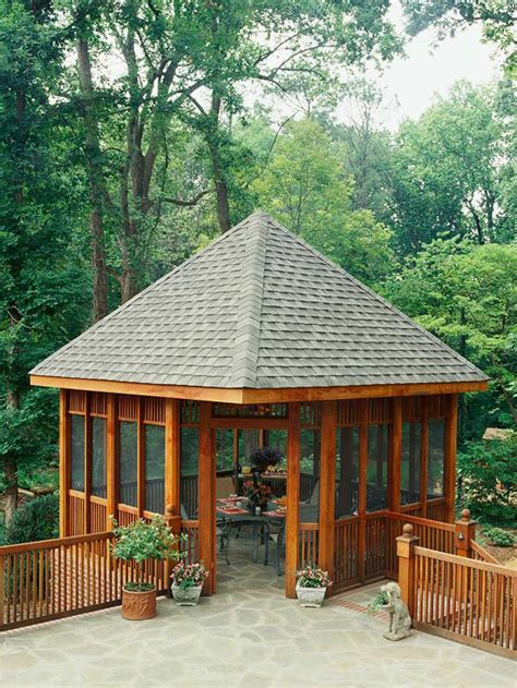 grill pavillon holz alternatives to the traditional screened porch we call