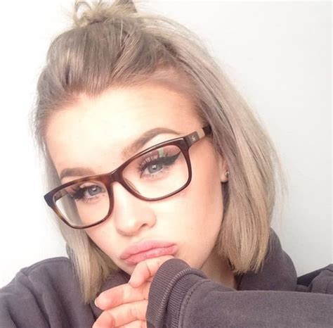 short and blonde thats what i need haircut and color 17 best ideas about glasses frames on pinterest cat eye