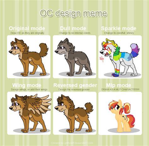 Meme Design - oc design meme by blixemi on deviantart