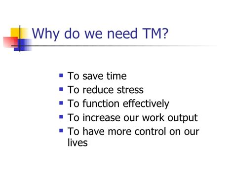 We Need More And Time by Time Management Presentation