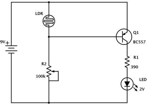 how to make simple wiring diagram circuit and schematics