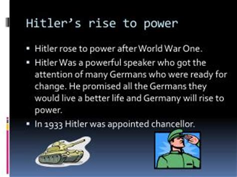 biography of hitler ppt ppt hitler s rise to power powerpoint presentation id