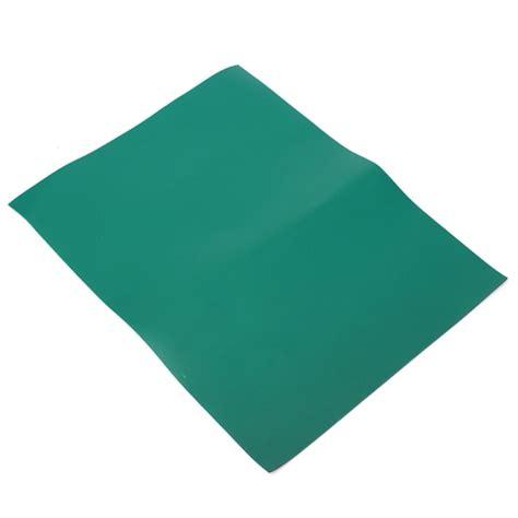 anti static desk mat green desktop anti static esd grouding mat 30x40cm for