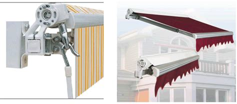 Retractable Awning Hardware by All About Retractable Awnings Alekoproducts