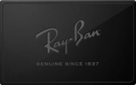 Rays Gift Card - sell ray ban gift cards raise